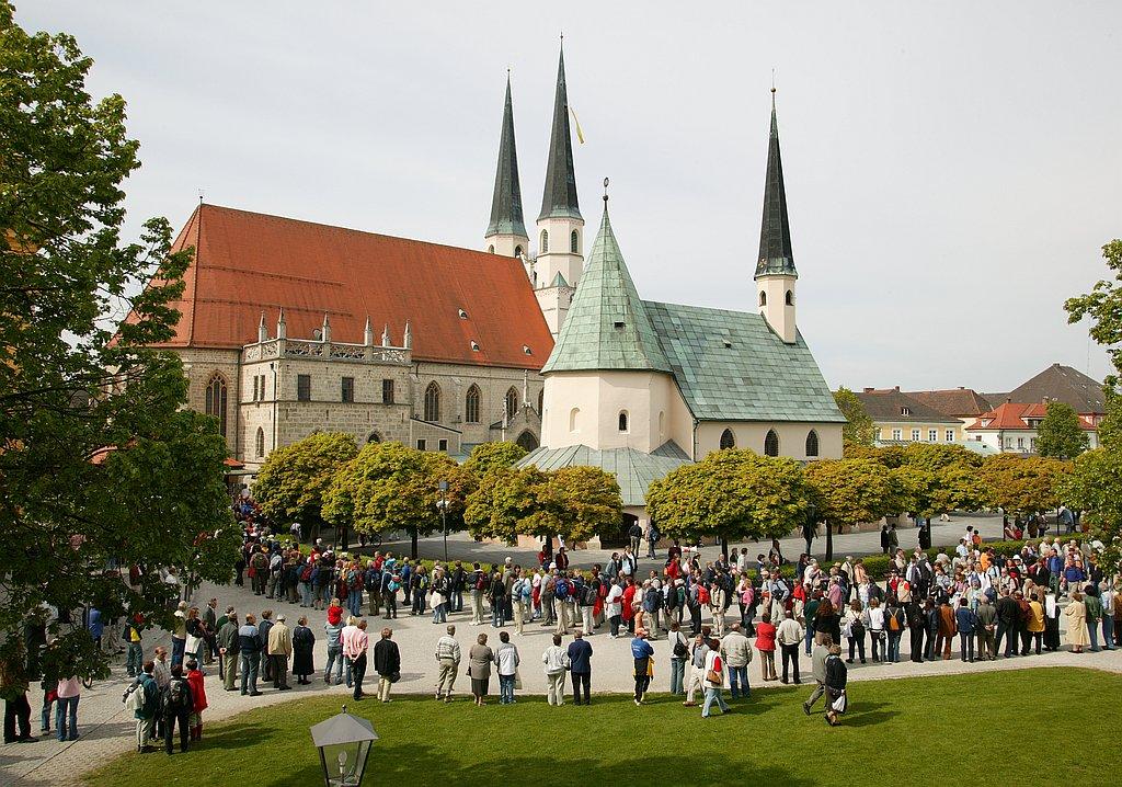 pilgrimage Altötting