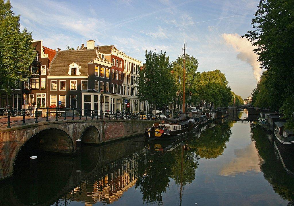 Amsterdam Europareise