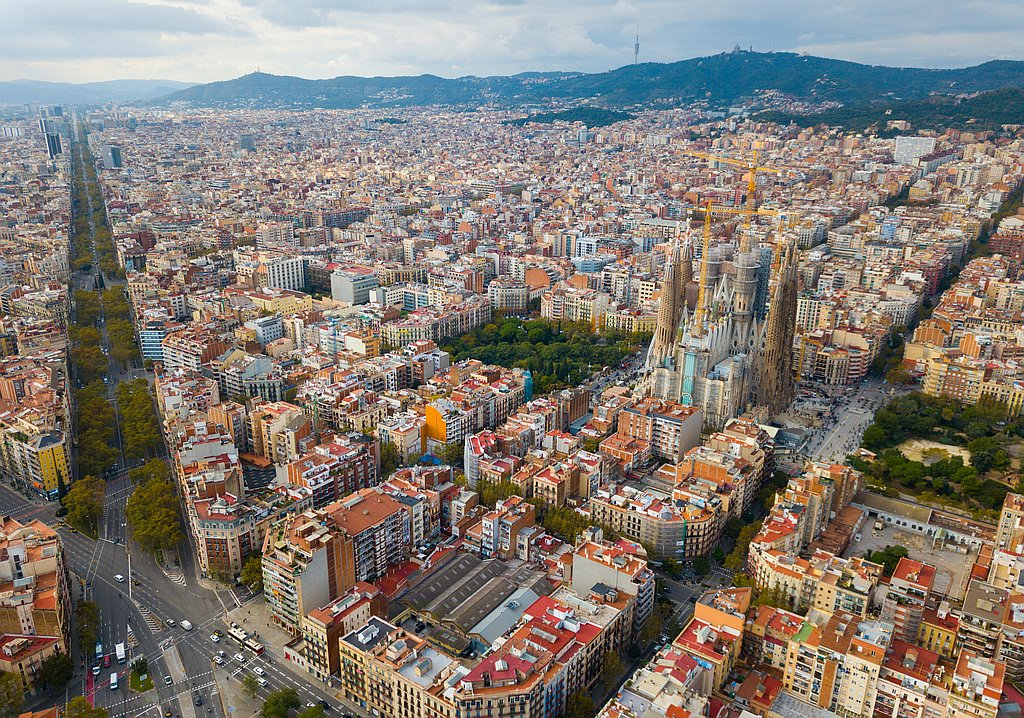 Barcelona city trip - booking via IQ Incoming