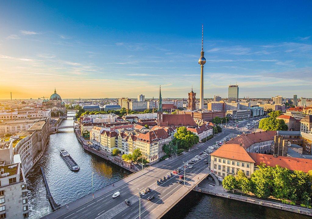 Berlin Europareise IQ Incoming