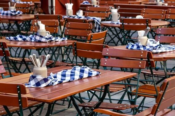 Die schönsten Biergärten in Deutschland