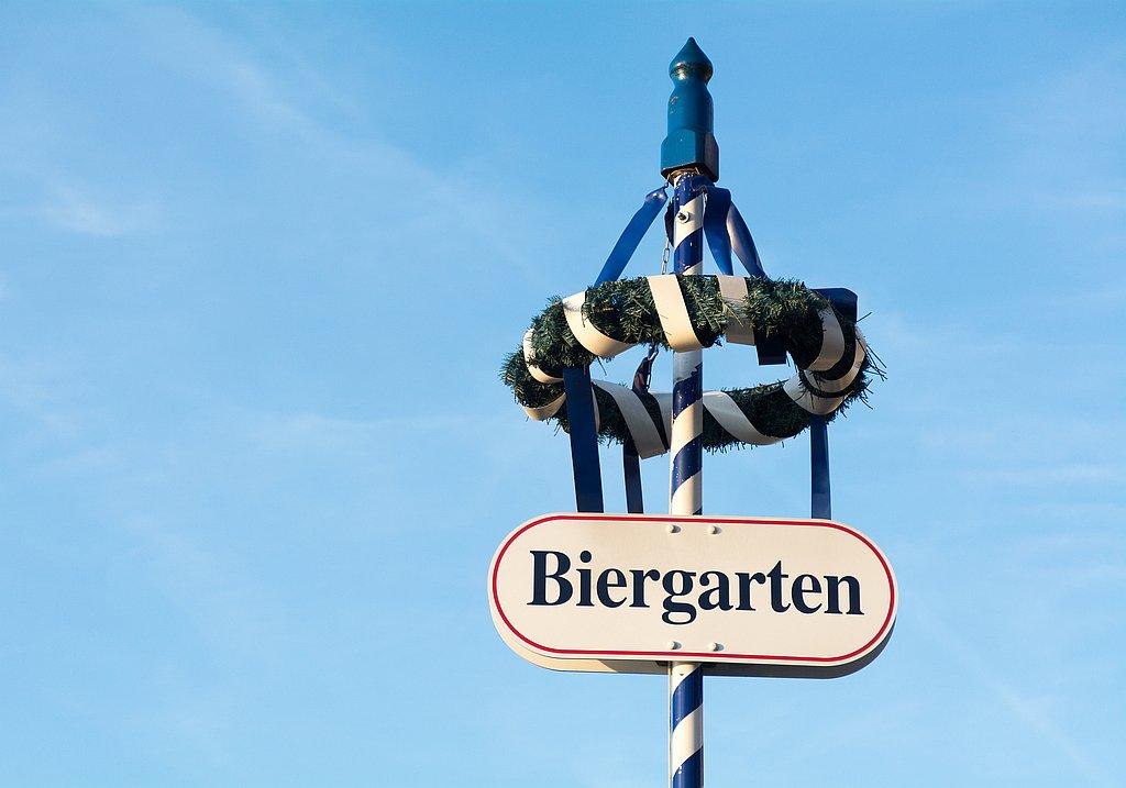 Biergarten Flair in Bayern entdecken - mit IQ Incoming
