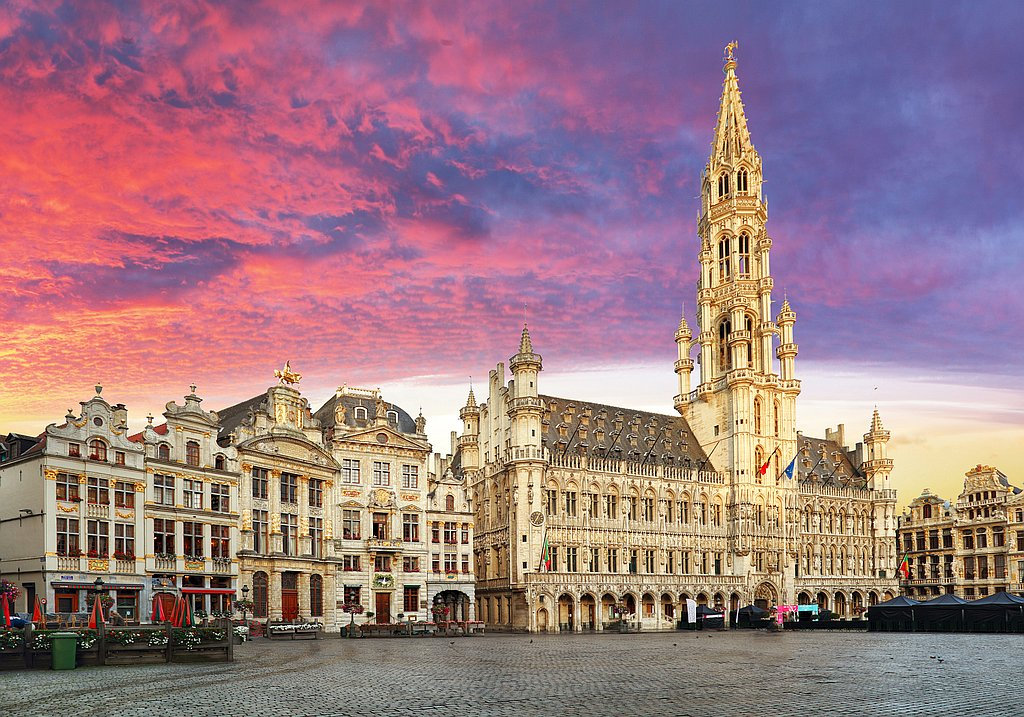 Brussels city trip booking via IQ Incoming