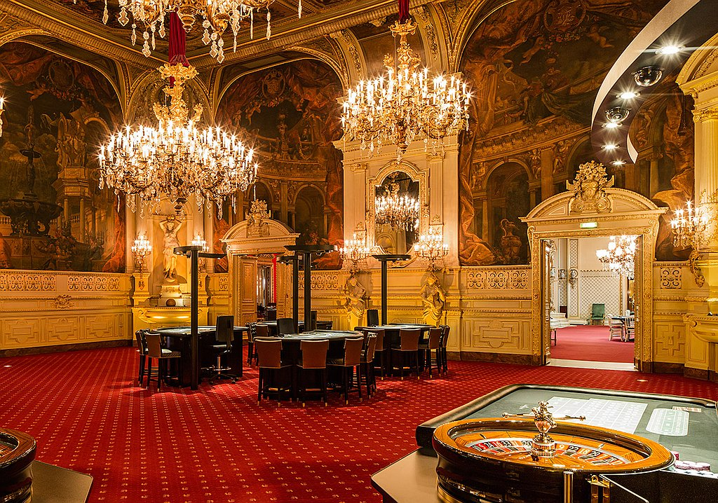 Incentive travel with visit at glamorous casino Baden-Baden