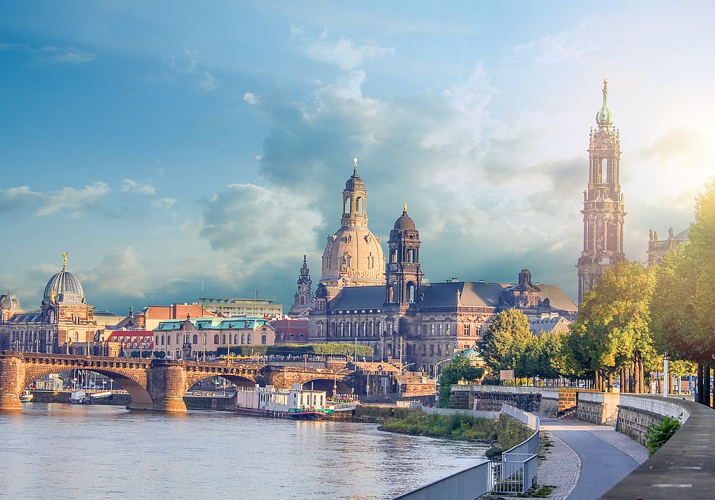 Dresden City tour