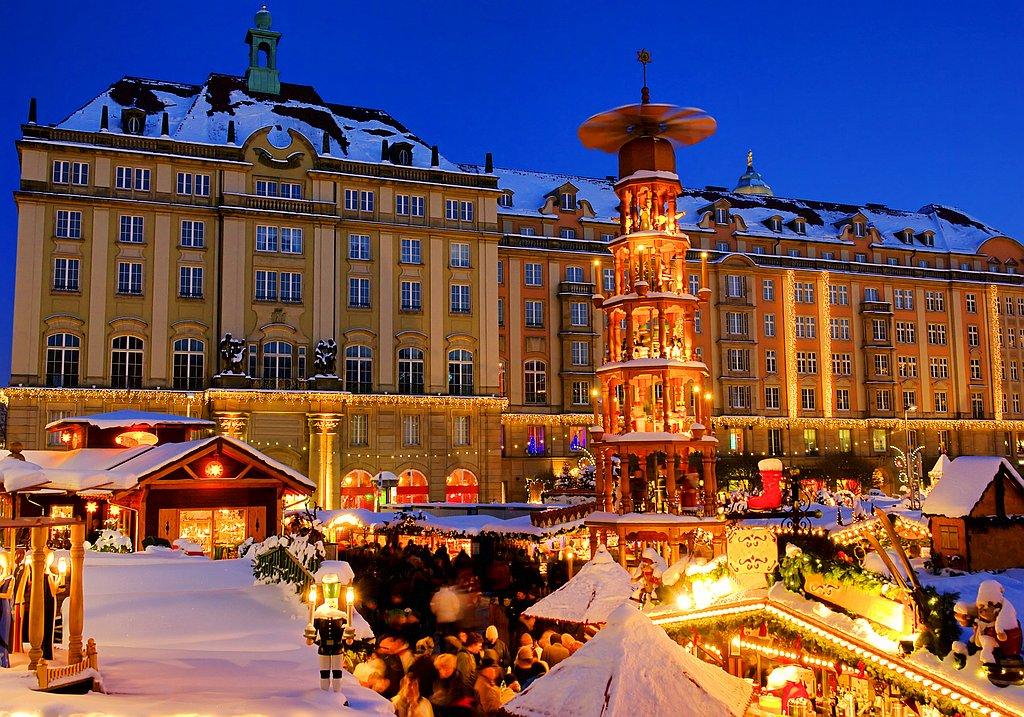 Dresden Weihnachtsmarkt