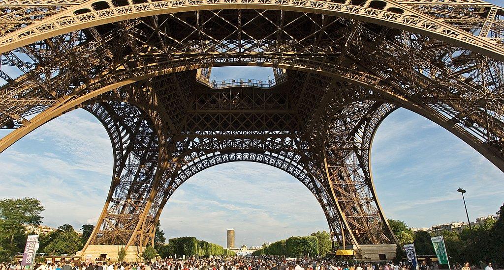 Ticket Eiffelturm Paris