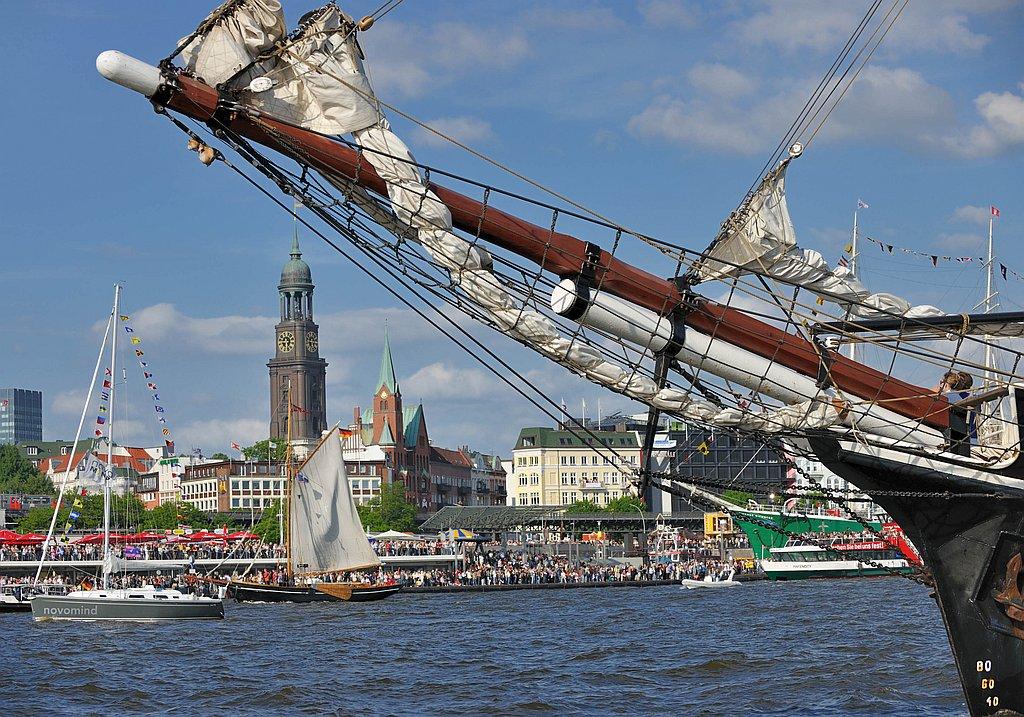 Harbor Birthday Hamburg