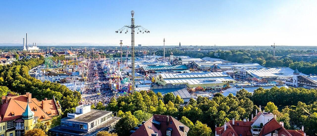 Volksfeste Deutschland