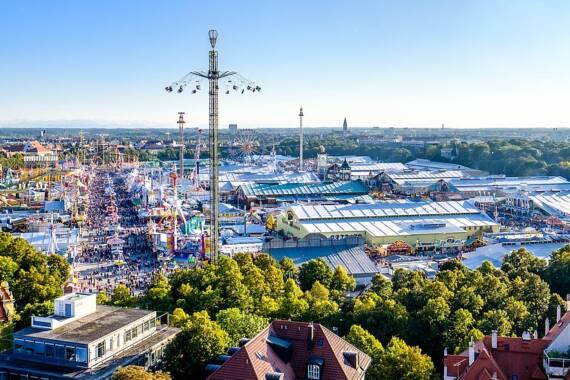 Oktoberfest & Co: Die beliebtesten Feste in Deutschland