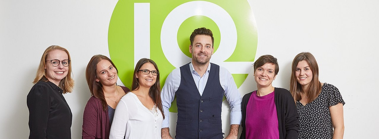 IQ Incoming GmbH - Team 2020