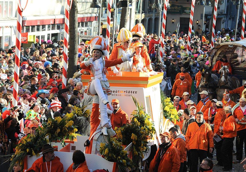 Rose Monday procession, Carnival in Cologne