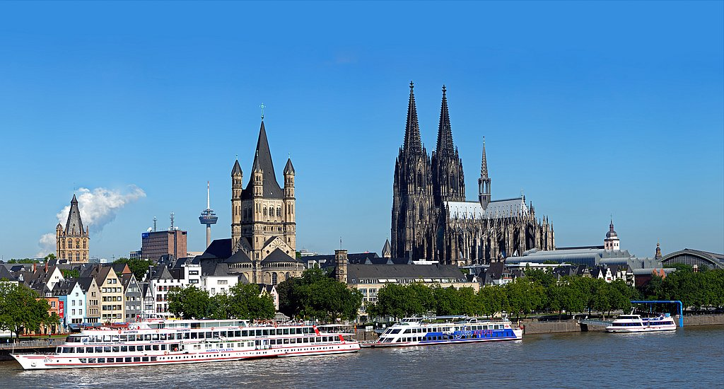 Cologne guided city tour