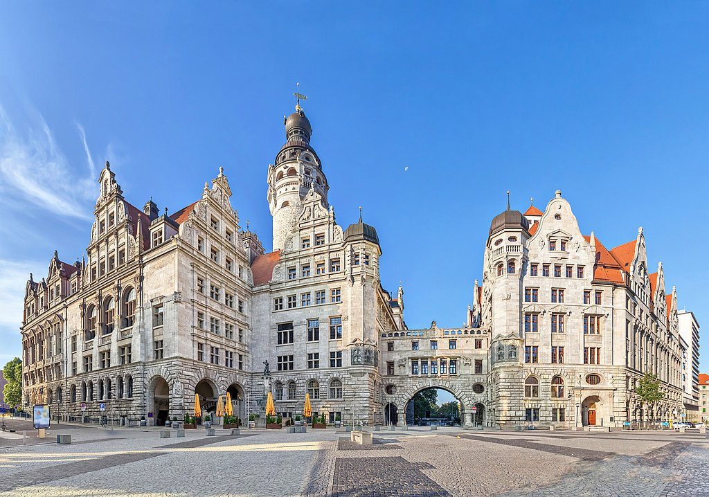 Leipzig City break
