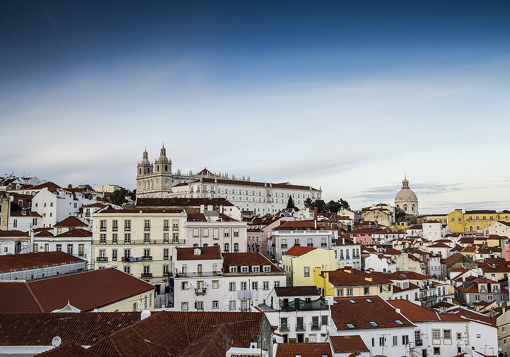 Lisbon city trip - booking via IQ Incoming