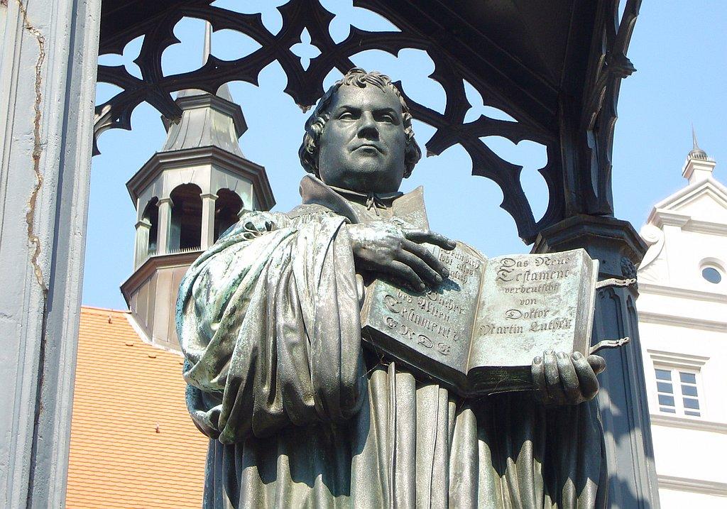 Reise auf den Spuren Luthers