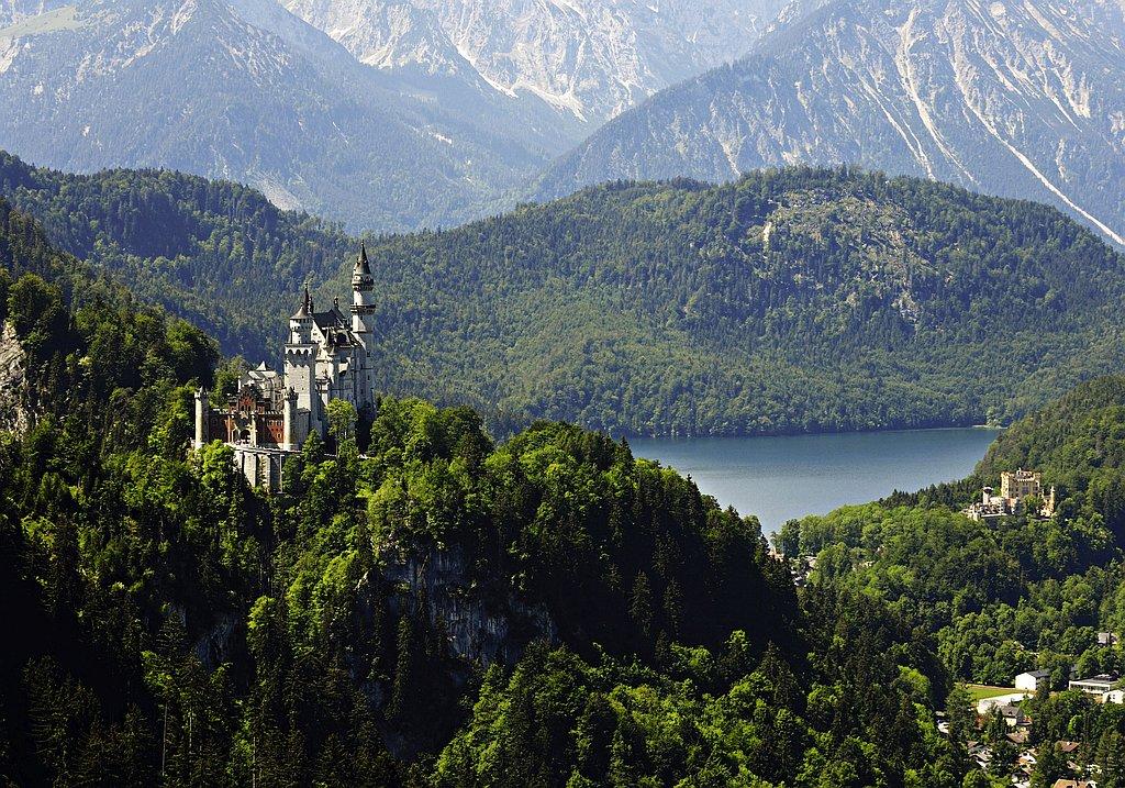 Besuch Neuschwanstein Schloss Bayern - Tickets und Führung durch IQ Incoming buchbar