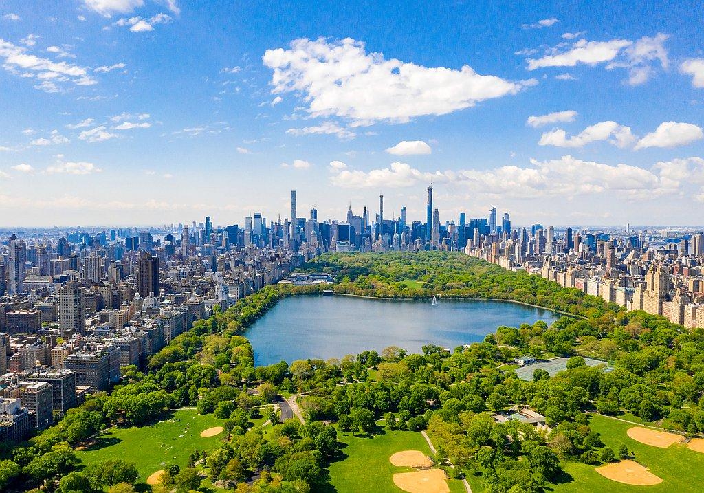 Weltweit verreisen mit IQ Incoming: Skyline New York City