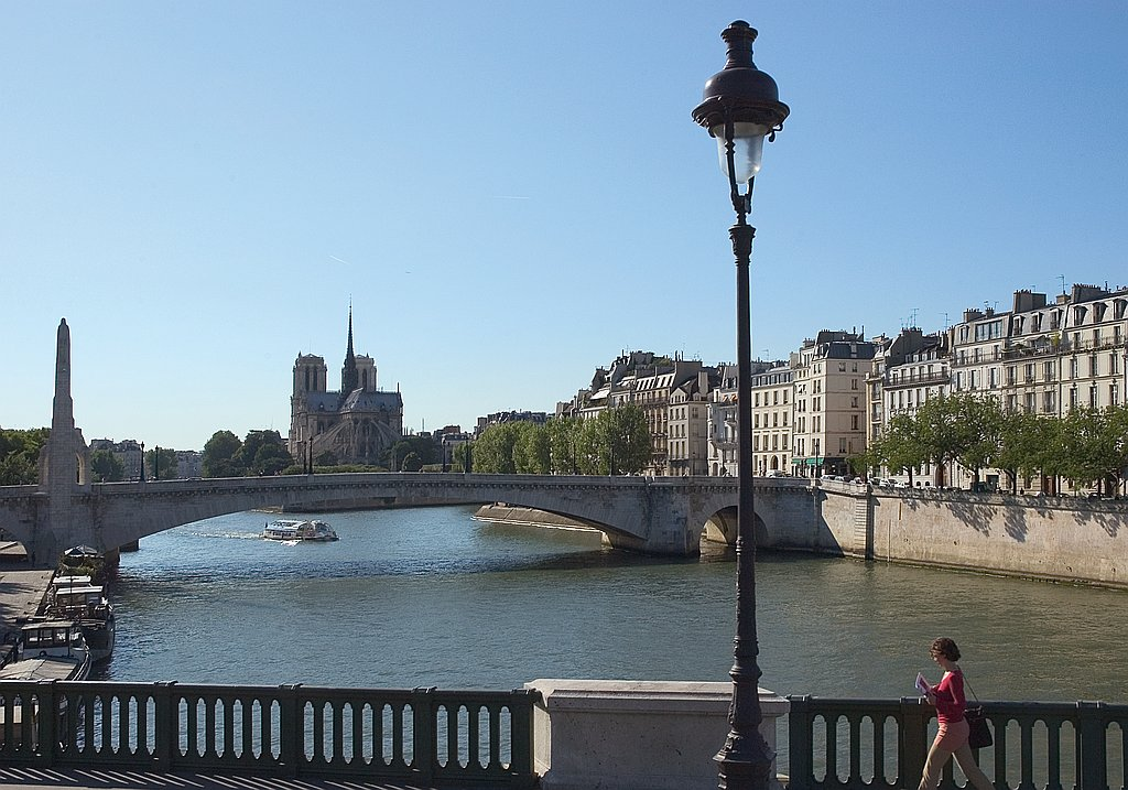 Paris Europareise IQ Incoming