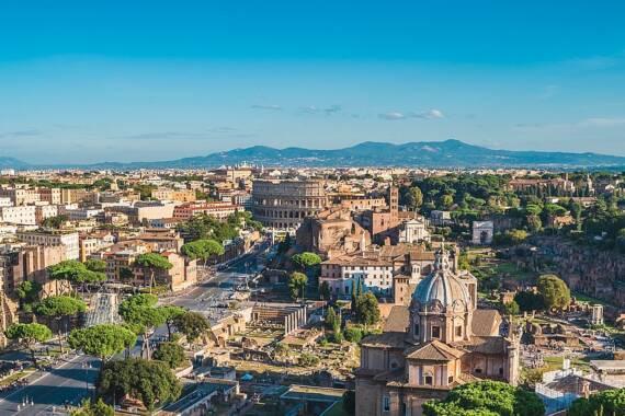 Rom Städtereise