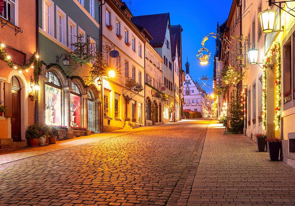Historischer Weihnachtsmarkt