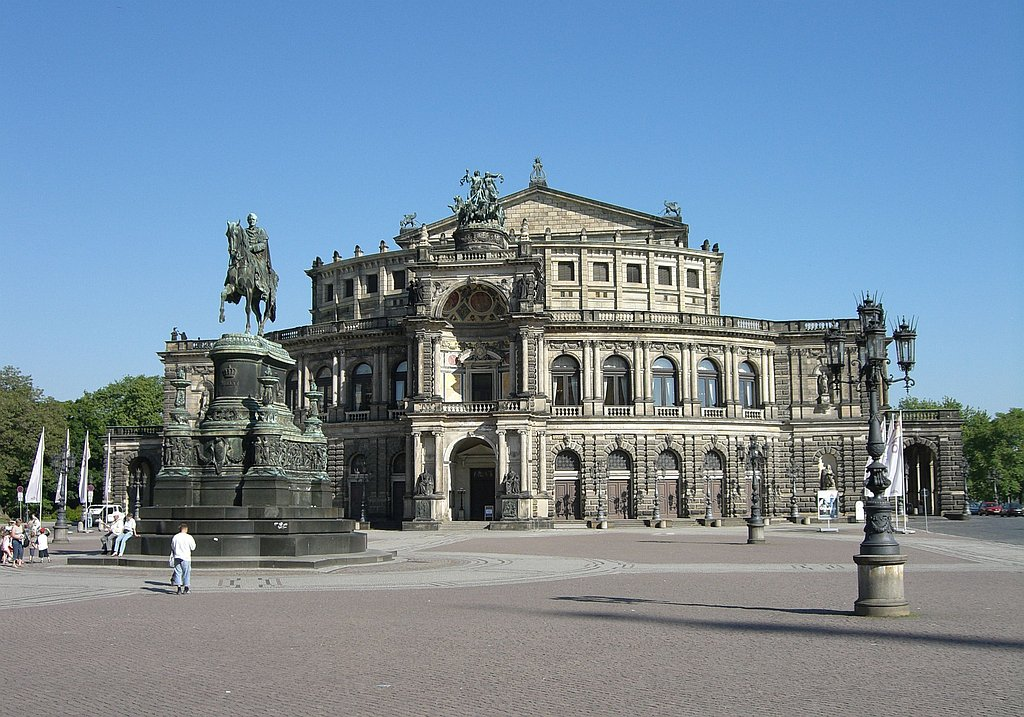 Group tour Germany in Dresden