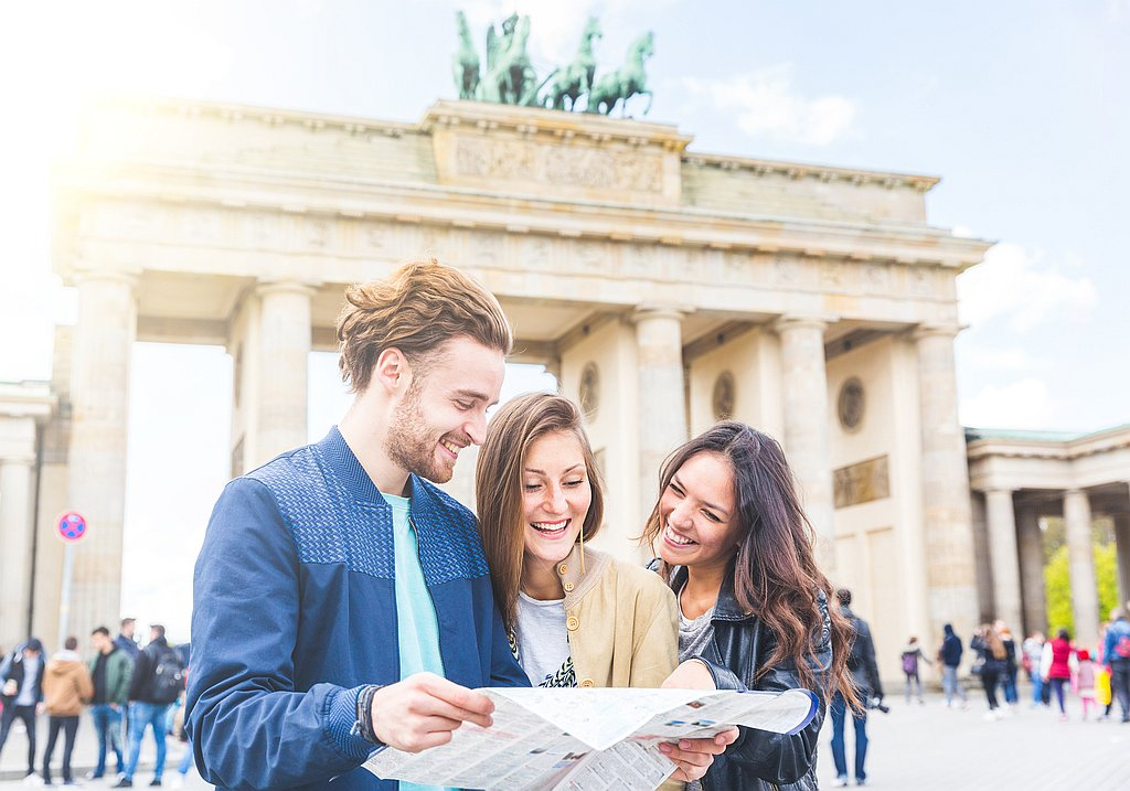 City trip Berlin - Capital of Germany, booking via IQ Incoming