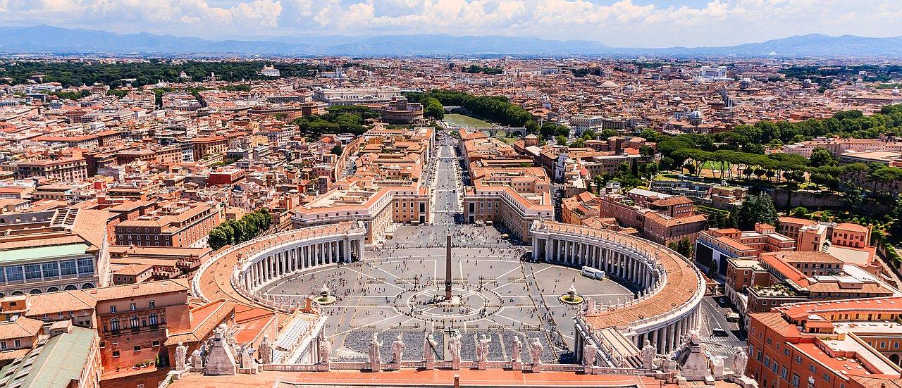 Pilgerreise Rom