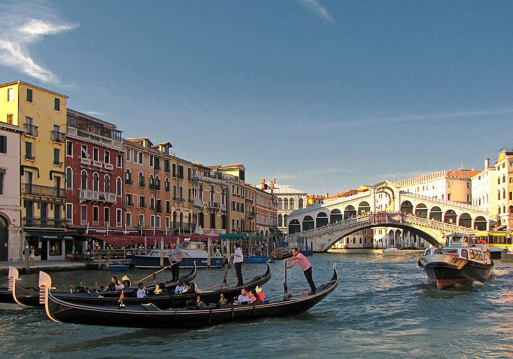 Venedig Kombinationsreise
