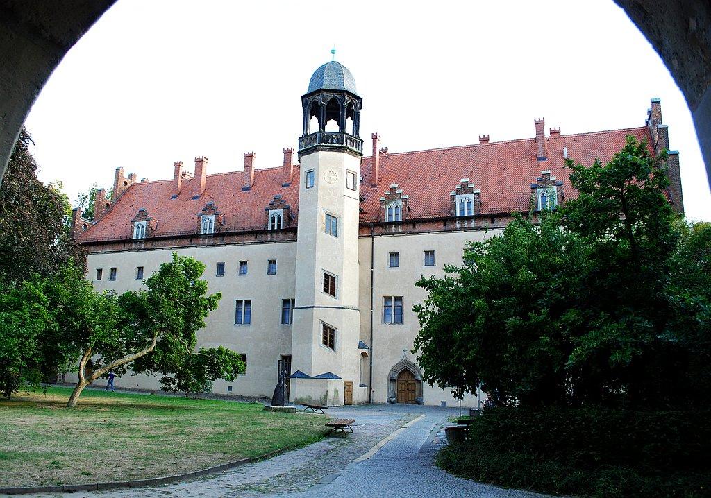 Pilgerziel Luther Haus in Wittenberg